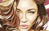 【插畫欣賞】18幅精美的人物肖像插畫設計分享