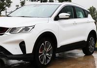 最適合年輕人的國產SUV,7.7秒破百不到9萬,上市半年賣了7萬輛