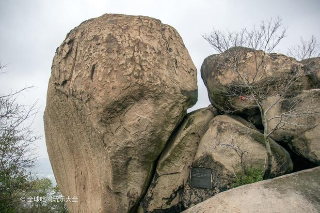 蘇州也有值得一爬的山,個人覺得這座最值得去!