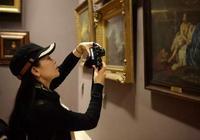 中國國家畫院美術學博士後女畫家袁玲玲——單純而深刻