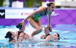 第95屆日本花樣游泳錦標賽在日本東京Tatsumi國際游泳中心舉行