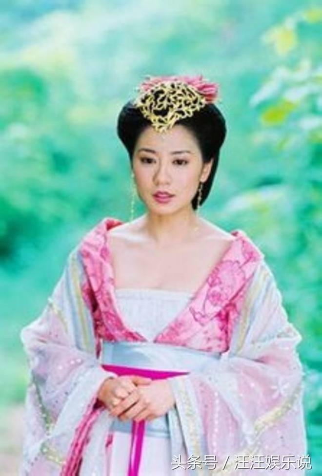 1990—2017年唐朝電視劇的服飾頭飾進化史,誰是唐朝美人