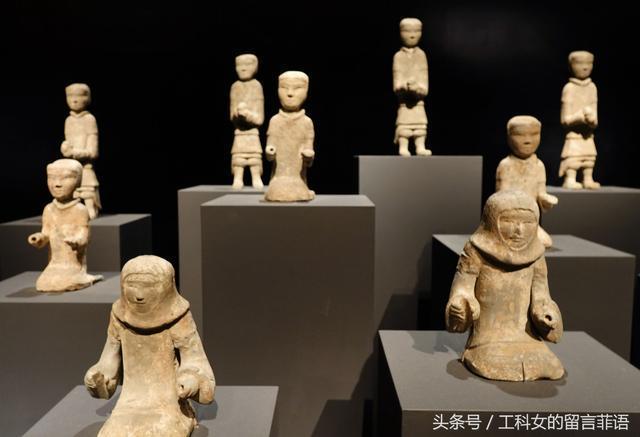 那個時代是漢,也被稱為雄漢——大都會秦漢文物展漢部分(一)