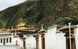 拉卜楞寺的喇嘛