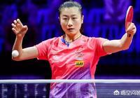 有人說東京奧運會劉詩雯基本鎖定了一個單打名額,丁寧會鎖定另一單打名額嗎?