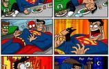 超級英雄搞笑漫畫,超級英雄的噩夢——蝙蝠俠