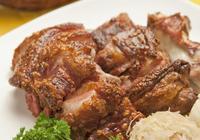 天富豬腳,祕製醬豬手,紅燒豬腳,麻花燒豬腳