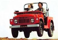 鈴木花20年時間,造出了一臺Baby版的奔馳G級SUV