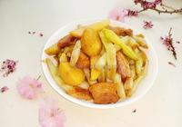 土豆扁豆燉肉
