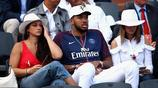 2017法網男單1/4決賽:穆雷3-1錦織圭 唐斯穿大巴黎隊服與美豔女友場邊觀戰