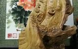 木雕與根雕的美