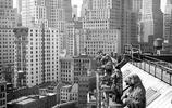老照片:80多年前的美國實拍,我們省會到現在都沒這麼發達!