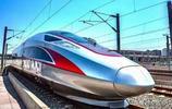 實拍:中國最霸氣的復興號動車組列車實景