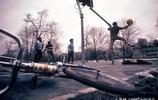美國70年代街頭籃球盛況,別說現在美國籃球這麼厲害!