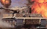 二戰坦克中的王牌,一夫當關,萬夫莫開——虎式重型坦克