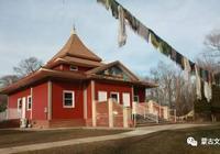 美國新澤西州費城郊外的蒙古族喇嘛廟