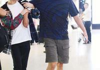 俞灝明劉燁機場尷尬的背後,也許俞灝明再次走紅或更難