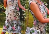 分享幾十款獨一無二的的愛爾蘭拼花裙衫,穿出您的自信和美麗