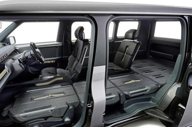 豐田再亮王牌!推多功能跨界SUV,取名TJ-酷路澤,售價感人