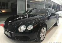 賓利歐陸GT 原版 原版 一口價