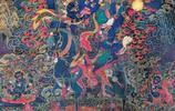 8張彩繪唐卡,帶你領略唐卡的配色之美!