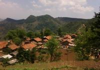 優美而寧靜的小山村,那就是我的家