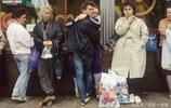 歷史鏡頭:90年代的俄羅斯老照片
