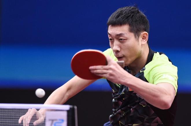 乒乓球——亞錦賽:許昕晉級