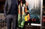 傑拉德·巴特勒主演的科幻冒險片《Geostorm》在洛杉磯舉行首映式