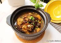 我用4種食材煲雞湯,湯鮮味美,20分鐘就出鍋,常喝能提高免疫力