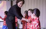 圖片故事:程派表演傳承人帶著戲曲進校園 600多節特色課傳承京劇