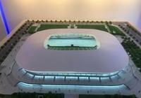 中國又一座專業足球場!上港頂級新球場下下賽季投入使用