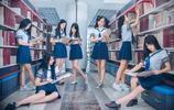 中山女大學生畢業照《我們的小時代·赤木時代》