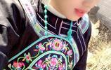 貴州農村苗族姑娘