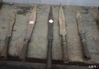 濱州陽信水落坡古玩城內的老物件