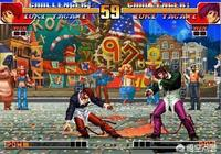 《拳皇97》大門怎麼跑抓?