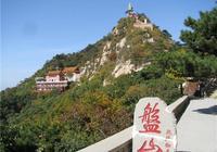 天津盤山風景宜人