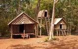 實拍柬埔寨農村:父親為女兒建小屋只為方便女兒與男子約會!