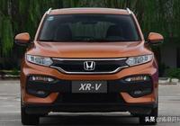 顏值是亮點 空間表現更是大師 家用SUV就選本田XR-V