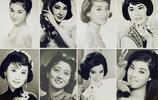 老照片:60年代香港的絕色女星,圖5金庸夢中情人夏夢,圖6鄭佩佩