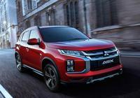 三菱ASX 四度小改款首批官圖先行釋出、將於日內瓦車展全球首發