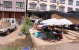 廣西隆安路邊水果攤