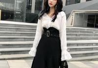 不規則裙是流行的款式,我們該如何選擇適合自己的不規則裙?