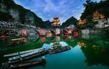貴州鎮遠古鎮風景