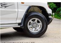 獵豹Q6換什麼型號的寬邊輪胎好?