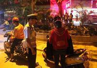 勐臘交警重拳開展摩托車專項整治