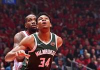 正直播NBA東部決賽:雄鹿對陣猛龍第四場 字母哥能否爆發拿賽點