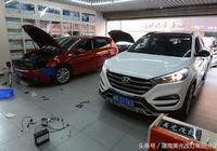 北京現代途勝告別黑夜行車看不清路的歷史 改燈只為了安全無價