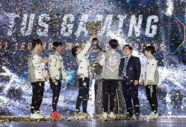 LOL:全球戰隊2019世界排行榜,世界冠軍IG痛失第一!SKT跌落神壇