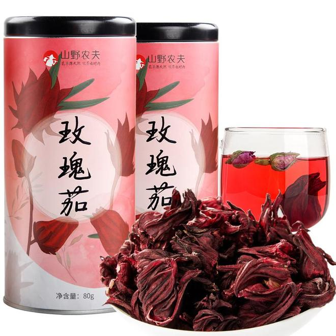 女人如花,多喝這幾款花茶,美白祛斑,恢復好氣色
